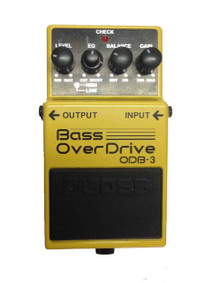 Boss OBD3 Bass Overdrive Pedal