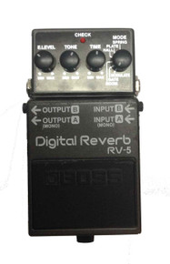 Boss RV5 Digital Reverb