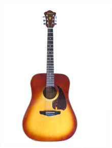 Cimar Japanese Made Acoustic Guitar