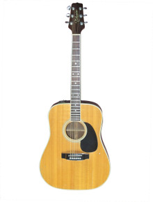 Takamine EF360s Japanese Made Semi Acoustic Guitar