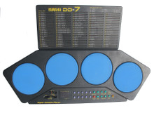 Yamaha DD7 Digital Drum Machine
