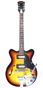 Canora Japanese Made Semi Hollow