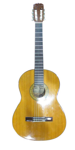 Kiso Suzuki Japanese Made C100 Classical Nylon String Guitar Village Frankston Melbourne Australia