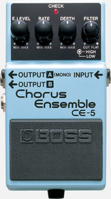 Boss CE-5 Chorus Ensemble guitar effect Pedal