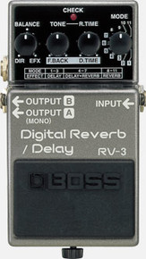 Boss RV3 Digital Reverb