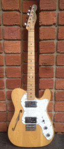 Fender Thinline Telecaster 1972 Reissue Mexican made Guitar