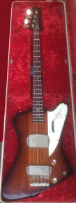 Gibson Thunderbird II 1964 Reverse body Bass Guitar