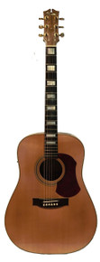 Maton Messiah EM100 1995 semi acoustic guitar