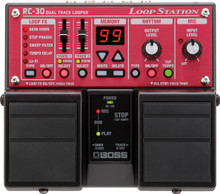 Boss RC30 Loop Station Pedal