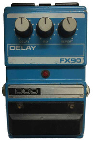 DOD Delay FX90 Guitar Effects Pedal