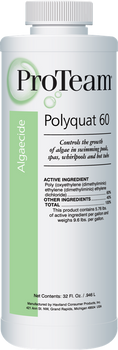 ProTeam Pool Polyquat 60 - 32oz