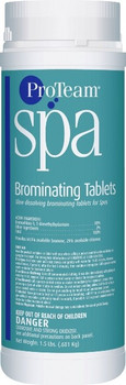 ProTeam Spa Brominating Tabs