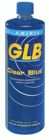 GLB Clear Blue 1 Qt (71404A)