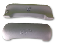 LA Spas Pillow Waterfall w / Logo FD-62041 Front and Back of pillow shown.