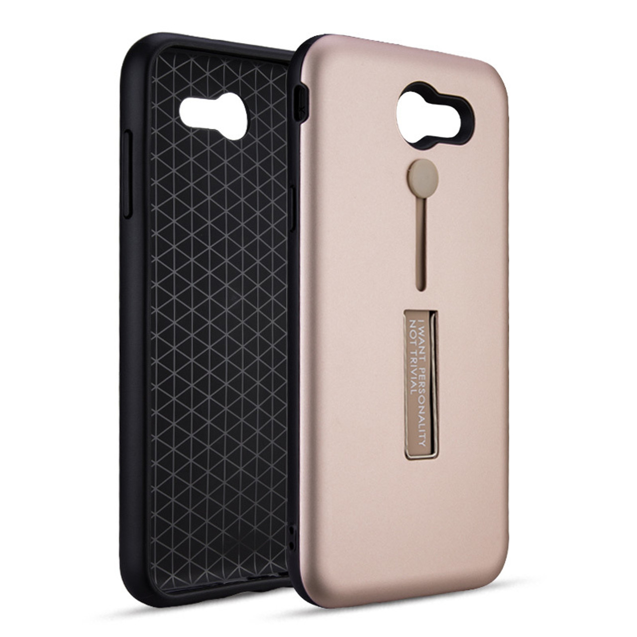 Silicone Ring For Iphone 10 Rose Gold