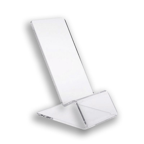 Acrylic Cell Phone Display Stand Clear