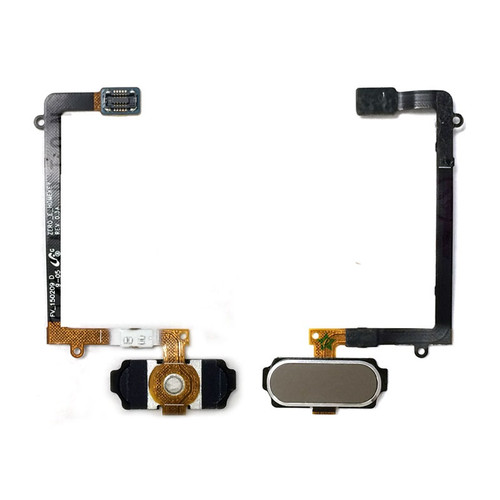 Samsung Galaxy S6 G920 Home Button Flex Gold