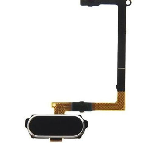 Samsung Galaxy S6 Edge G925 Home Button Flex Black