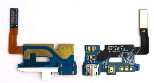 Samsung Galaxy Note2 Sprint L900 Charging Port Flex