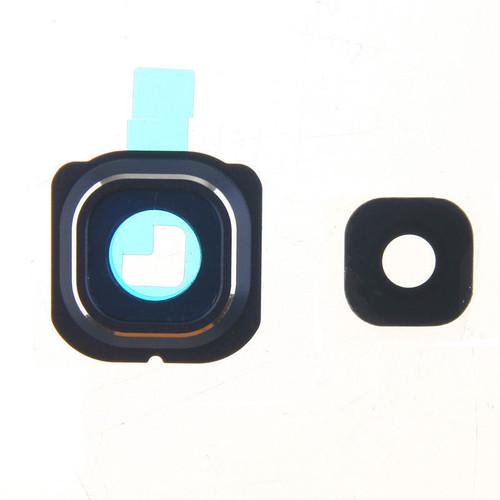 Samsung Galaxy S6 Camera Glass Black/Blue