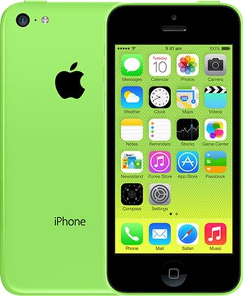 iPhone 5C 16gb Ref Green