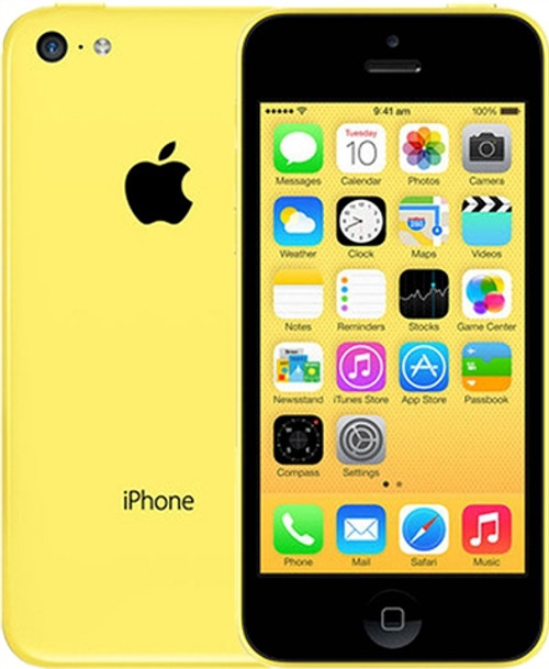 iPhone 5C 16gb Ref Yellow