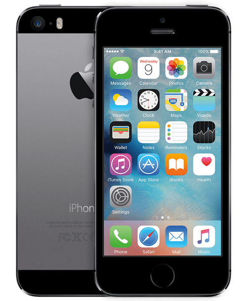 iPhone 5S 16gb Ref Black