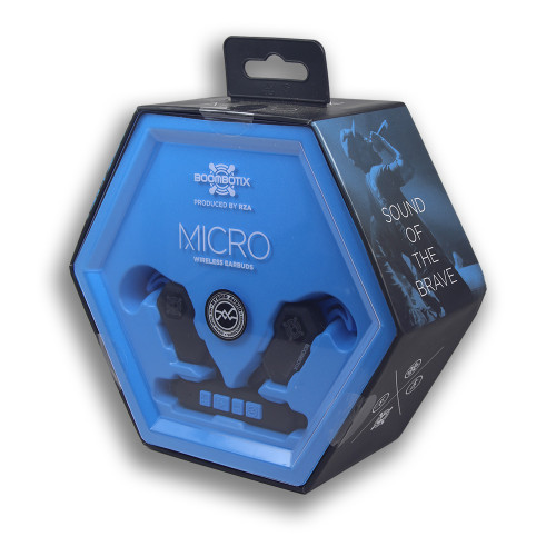 Boombotix Micro wireless bluetooth headset