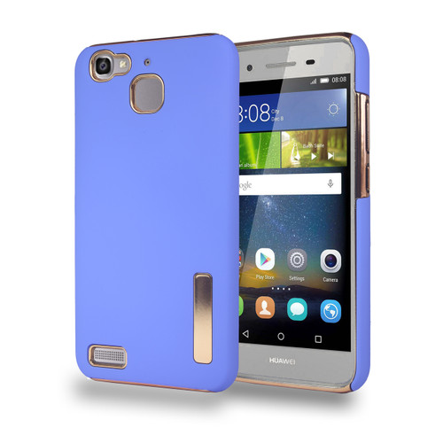 Stillvol Hybrid Case for Huawei GR3 Blue and Gold
