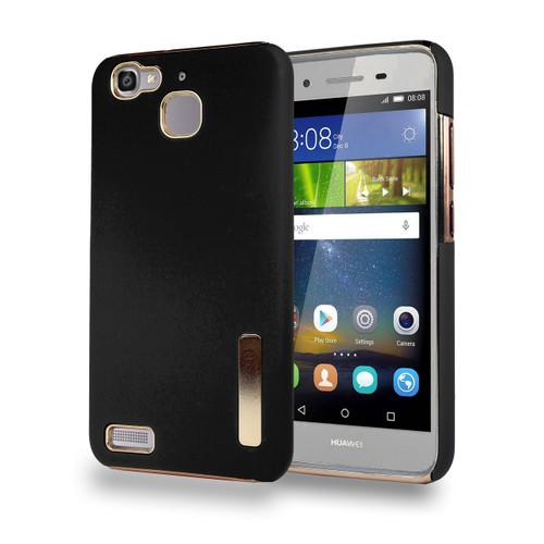 Stillvol Hybrid Case for Huawei GR5 Black and Gold