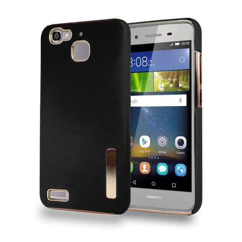 Stillvol Hybrid Case for Huawei Y3II Black and Gold