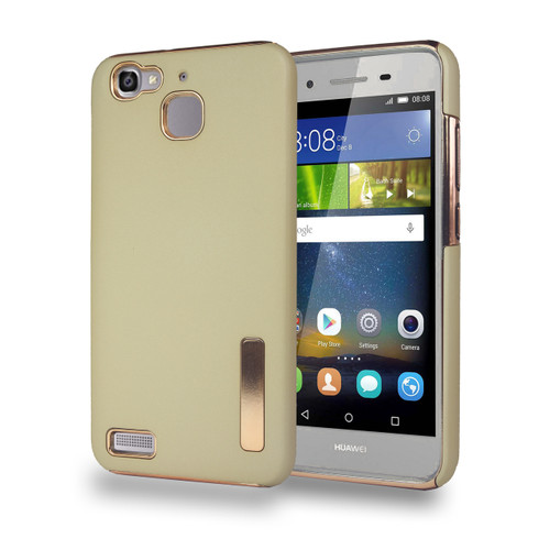 Stillvol Hybrid Case for Huawei Y3II Gold and Gold
