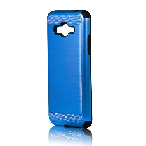 Hard Pod Hybrid Case for S8 Blue