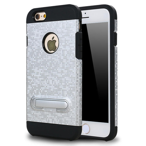 Masic case for iphone Silver