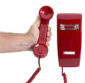 Royale ROY-2554ND, No Dial Traditional 2554 Style Wall Telephone