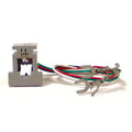616-B4, Female Handset Jack/Connector for 2554 Style Phone (4 COND)