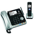 AT&T TL86109, 2-line Corded/Cordless w/ Digital Answering System