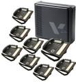 Vertical 4003-30, 6 x 16 Basic KSU w/ (8) 24-Button Digital Telephones