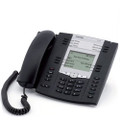 Aastra 6735i HD Audio and Dual GigE in an Expandable IP Telephone