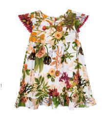 Orquidea Baby Dress