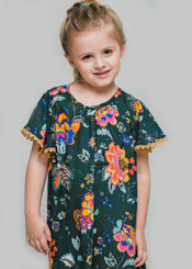 Abacate Little Girl Dress
