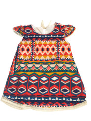 Pitanga Little Girl Dress