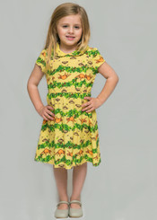 Guaxinin Daughter Dress
