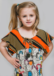 Carinhas Girl Dress