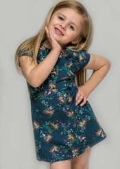 Dome Flower Daughter Dress