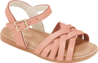 Larinha Strap Leather Shoes - Baby