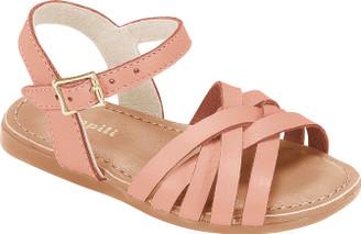 Larinha Strap Leather Shoes - Baby