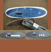 X310140 Master Spas MVP 260 Panel 2005-2006 ( Freedom-Downeast)