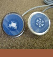 Master Spas '04-'07 Auxillary Buttons