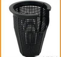 "Waterway Plastics Basket Assembly, 6"" Trap"